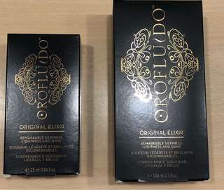 Orofluido Hair Serum from Spain