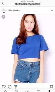 SSD shopsassydream crop top
