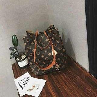 #041 Korean Bag 2in1