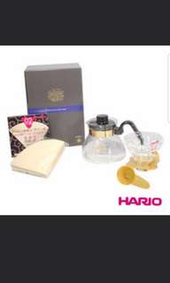 🚚 Limited Edition Hario Pourover Set