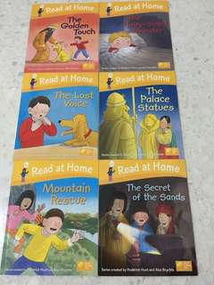 Oxford Reading tree, read at home series level 5