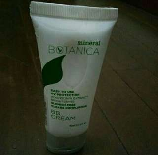 BB cream Botanica