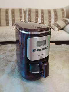 Panasonic 全自動研磨咖啡機(近全新)