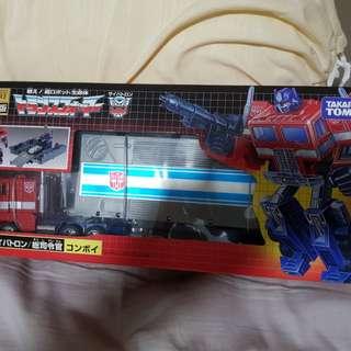Transformers G1 Optimus Prime Reissue