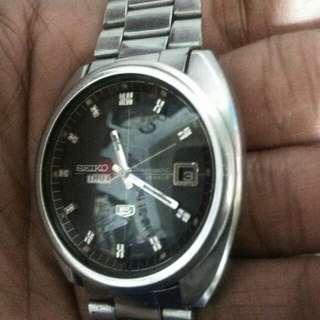 Jam tangan dx saiko 5 otomatis