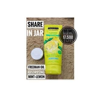 Freeman Lemon and Mint Clay Mask