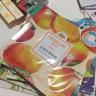 L'herboflore Mango Reviving Hydromask