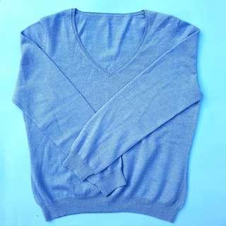 Knitted Swearshirt