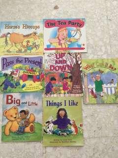 Storybooks for preschoolers