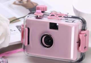 Waterproof LOMO camera