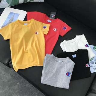Champion T shirt 100-140size