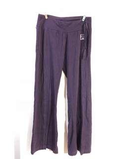 FILA 舒適棉質長褲 sports pants  • size S