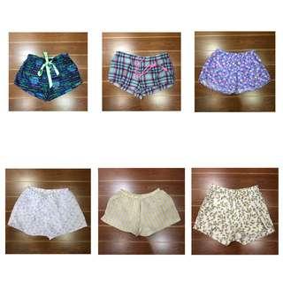 Take All 12 Lounge Shorts!