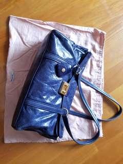 miu miu  真皮手袋(有原装塵袋, 購自日本)