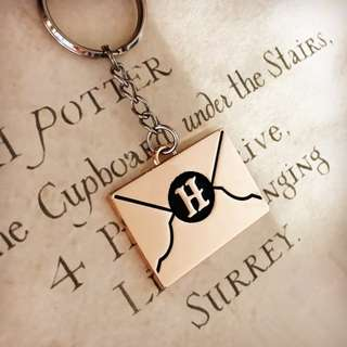 Harry Potter - Mail Letter Keychains ( D16 )