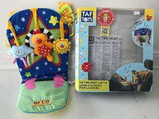 Taf toys toe time infrant baby car toy