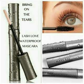 Lash Love Waterproof Mascara