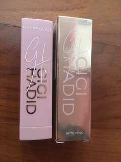 Maybelline Gigi Hadid lipstick