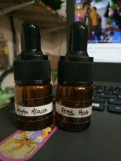 Natural pasific phyto niacin& fresh herb