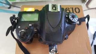 🚚 Nikon D610