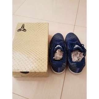 Nike Kobe Mamba Instinct Blue