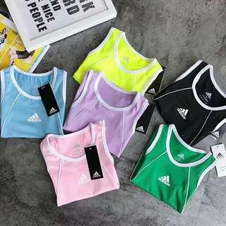 Adidas 背心