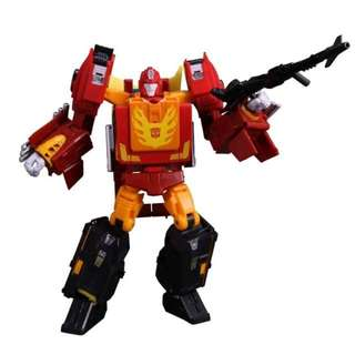[In hand] Takara Tomy Power of the Primes PP-08 Rodimus Prime
