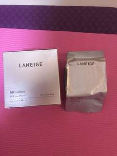 Laneige BB Cushion SPF 50++ No.13 True Beige 15g