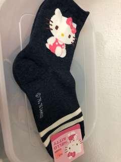 Hello kitty sock
