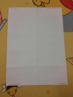 Mailing labels / Plain Labels / Plain Stickers
