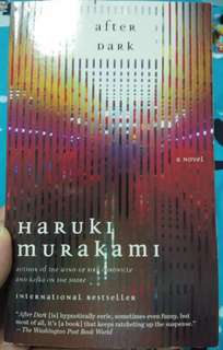 After Dark [Haruki Murakami]