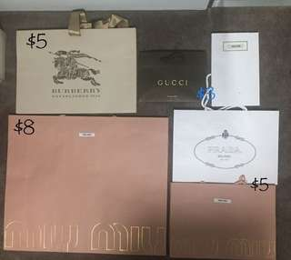 Paperbag Collection