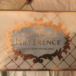 新年清櫃。Reverence 香水