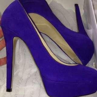 Violet TONY BIANCO Heels