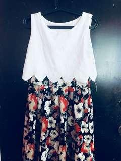 ❤ Floral Dress ❤