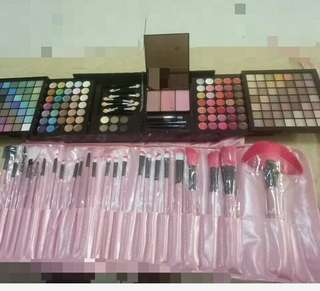 Every Color Imaginable Make up set