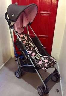 Maclaren Quest Stroller for baby girl