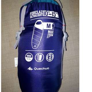 NEW Sleeping bag QUECHUA