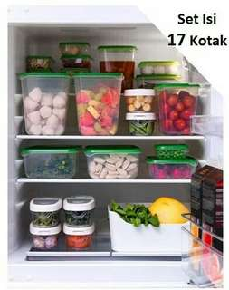 Ikea container 17P's