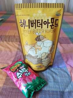 Honey Almond Butter & Jellycious