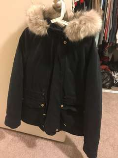 Zara winter coat