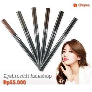 Eyebrow kit face shop