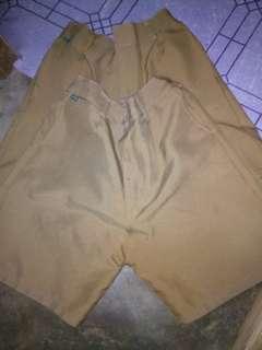 Preloved school uniform