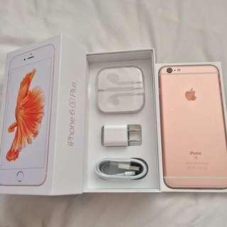 Iphone6s plus 1/mo old
