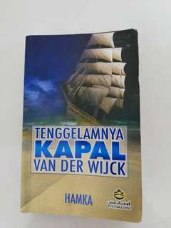 Tenggelamnya Kapal Van Der Wjick