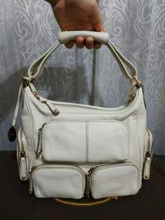 Tod's original leather handbag