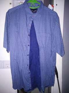Pre Loved Ala Mode Short Sleeves Shirt