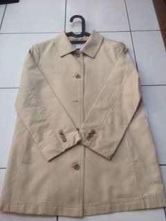 Mool cream coat