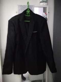 China Tailored 2 Button Blazer