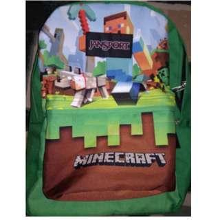 Jansport Minecraft Large